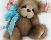 OOAK Artist Bear Mink - Bosley Bears