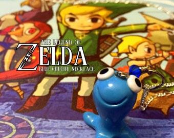 Blue ChuChu Necklace - Legend of Zelda - Nintendo