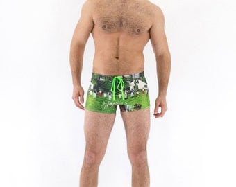 Men's May Day Trunk