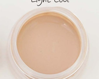 Cool Shade All Natural Liquid Foundation - Natural Makeup - Great For Acne - Rosacea - Light or Light Cool 2
