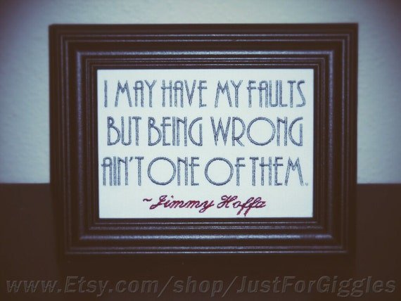 Jimmy Hoffa Quotes. QuotesGram