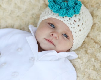 Warm Presents - Super Cute Kids Hat - Crochet Hat for Kids - Newborn Hat for Girls