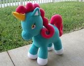 Personalize Your Own Custom Large Unicorn Horse Plush