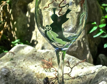 Sailor Moon Princess Wine Glasses