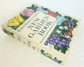 Better Homes and Gardens New Garden Book 1961 Edition Reference, How To, DIY Gardening, Landscaping, Lawn Care