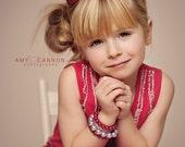 READY TO SHIP ||the Sienna|| red sparkle lace crown|| headband option|| photography prop || princess ||all ages