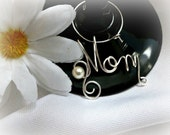 Mother of The Bride & Groom Gift, Mom Wine Charm