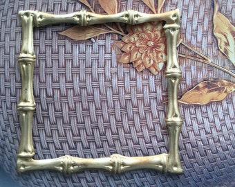 Square Bamboo Frame (1 pc)