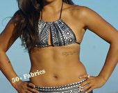 KEALIA  Yoga Shorts Bottoms & Surf Bikini Bottom Shorts Custom Made by Peace of Paradise Creations Choose from 50+ Fabrics to Customize