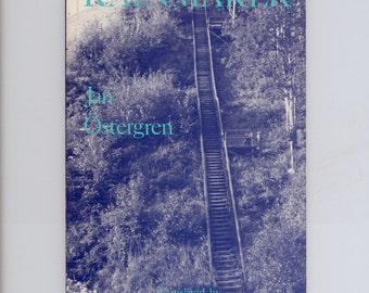 Rainmaker, Poems by Jan Östergren Translated from the Swedish by John Mathias & Göran Printz - Pahlson, Vintage Poetry Book Trade paperback