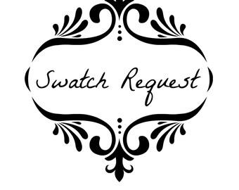 Swatch Request