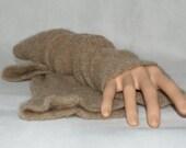 h98 - cashmere fingerless gloves , handmade handwarmers / gloves / mittens / armwarmers / sleeves, OOAK