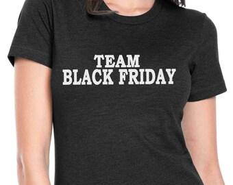 Black Friday T-shirts Team Black Friday