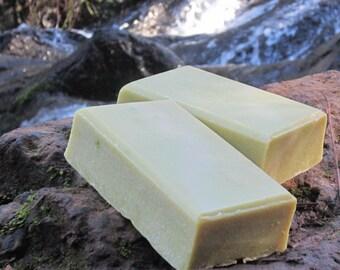 Goats Milk Soap for Men - fresh smelling