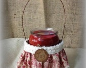 Country Cottage Candle Holder