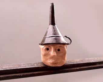Sculpture, Ceramic sculpture, clay sculpture, head sculpture, art sculpture by 99heads