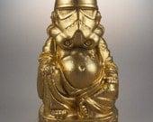 Star Wars - Zen Trooper  (Brilliant Gold)