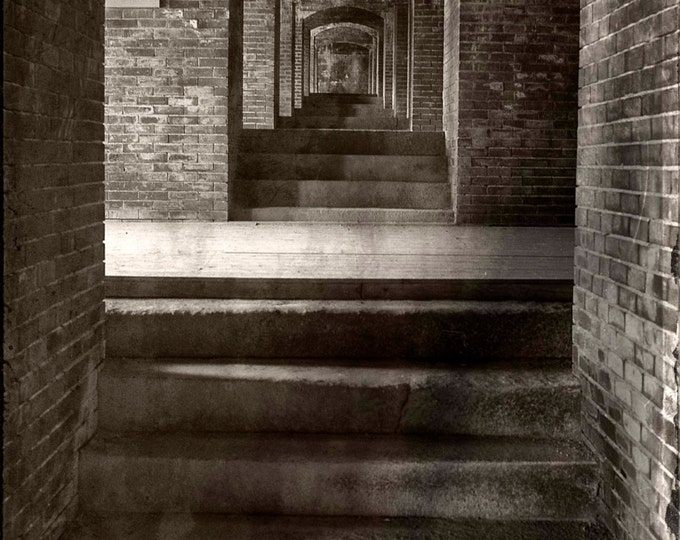 Many Doorways, Photography, Black & White Photography, Maine Photography, Architectural Photography