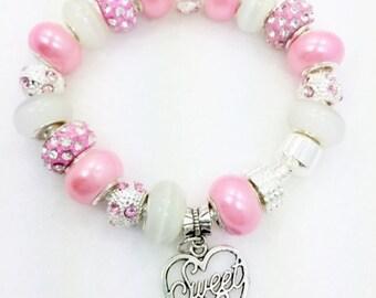 Sweet 16 Charm Bracelet