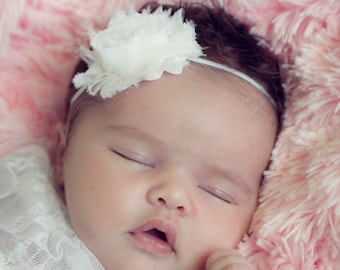White Stretch Lace Wrap for Newborn Photo Shoot, Photo Prop, Newborn Wrap, Infant Wrap, Many Colors and Styles Available