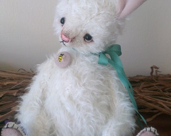 Mohair Artist Bunny, Made To Order