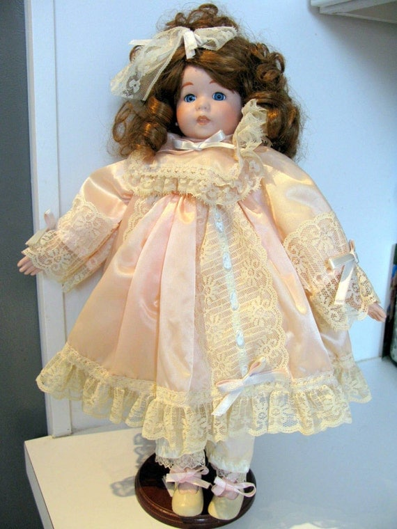 seymour mann doll collectible porcelain dolls by
