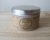 Meadow // 8 oz. Natural USA Grown Soy Candle