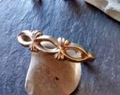Native American heavy sterling silver sand cast cuff bracelet: sterling silver bracelet cuff Valentine St Patrick's birthday wedding jewelry
