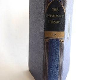 Vintage Book, The University Library Volume X