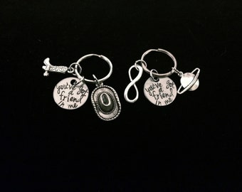 You've Got A Friend In Me Toy Story Friendship Keychains