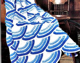 Clouds in My Coffee - Crochet Blanket Pattern