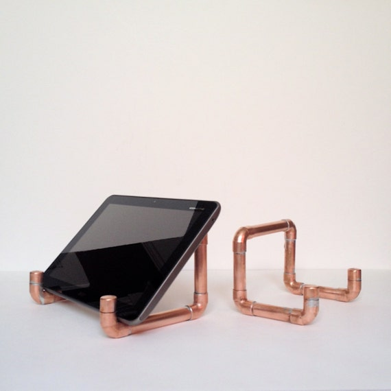 Ipad stand ipad mini tablet stand industrial design by for Modern office decor accessories