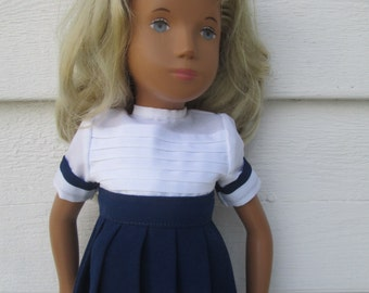Catch My Breath dress for Sasha, Sasha doll clothing,Sasha outfit,Doll Clothes,16 inch doll clothes,Fashion Dolls  Ready to ship