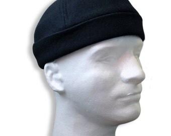 Wool Felt Dockworker's Hat