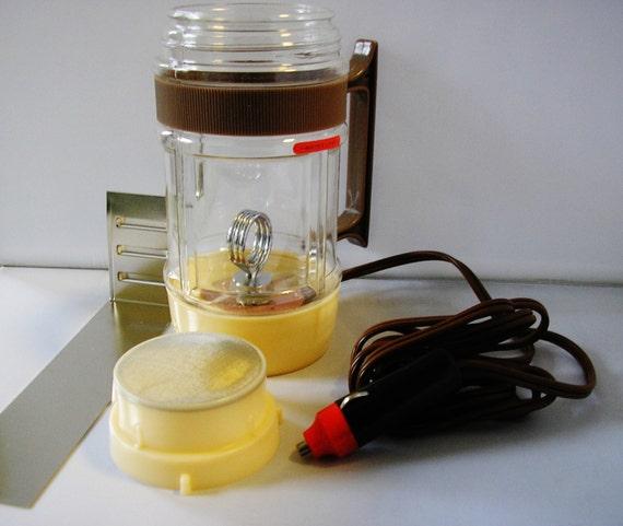 1970s portable auto coffee maker car lighter socket charger - Portable coffee maker for car ...