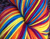 Sidewalk Sand - Self Striping Yarn
