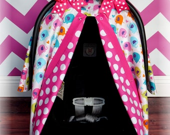 Preppy Car Seat Covers