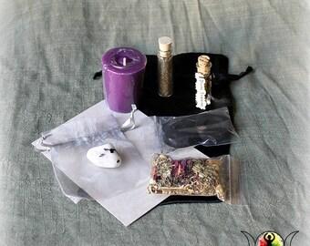 Divine Feminine Energy Kit, Feminine Energy, Moon, Goddess