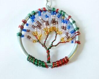 Family Tree Christmas Ornament