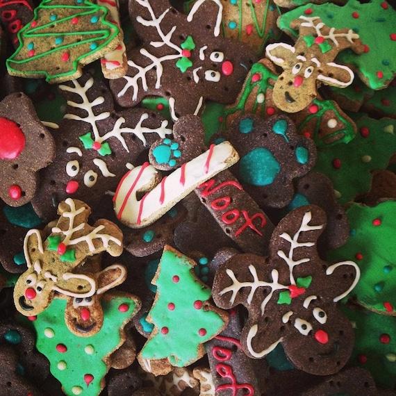 Christmas Holiday Dog Treats