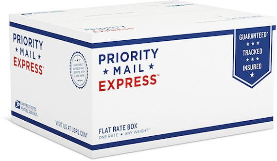 ship priority mail express