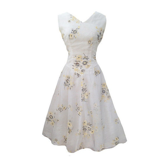 1950s delicate ...