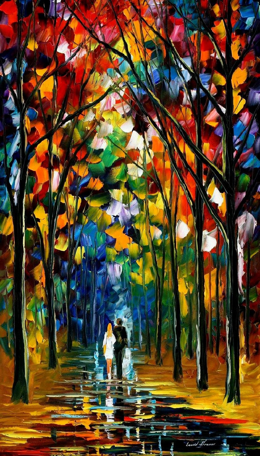 Cheap paintings for sale great wall art by leonid afremov for Cheap canvas paintings for sale