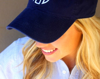 Monogrammed Hat | Monogrammed Cap | Baseball Cap | Gifts for Her | Personalized Gifts | Fall Hat