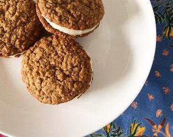 Oatmeal Cream Pies - 1 Dozen