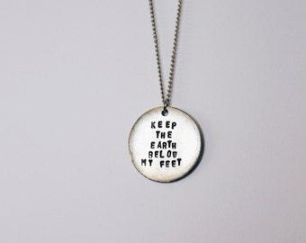 Layering Necklace (Mumford)