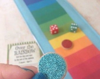 Over the Rainbow - Colour and Dice Game