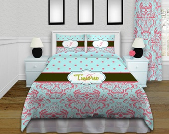 Popular Items For Pink Duvet Cover On Etsy