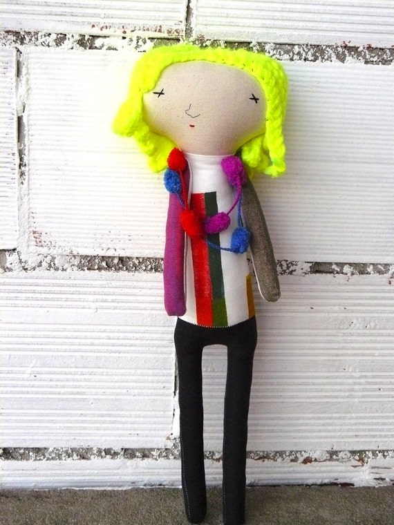 Big size  Arias Special doll: 48 cm / art doll