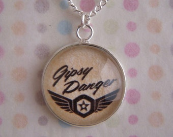 Pacific Rim Gipsy Danger Necklace